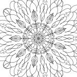 Mandala Floral von Andreas Splett