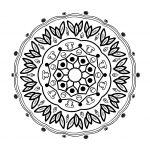 Mandala Basic von Andreas Splett